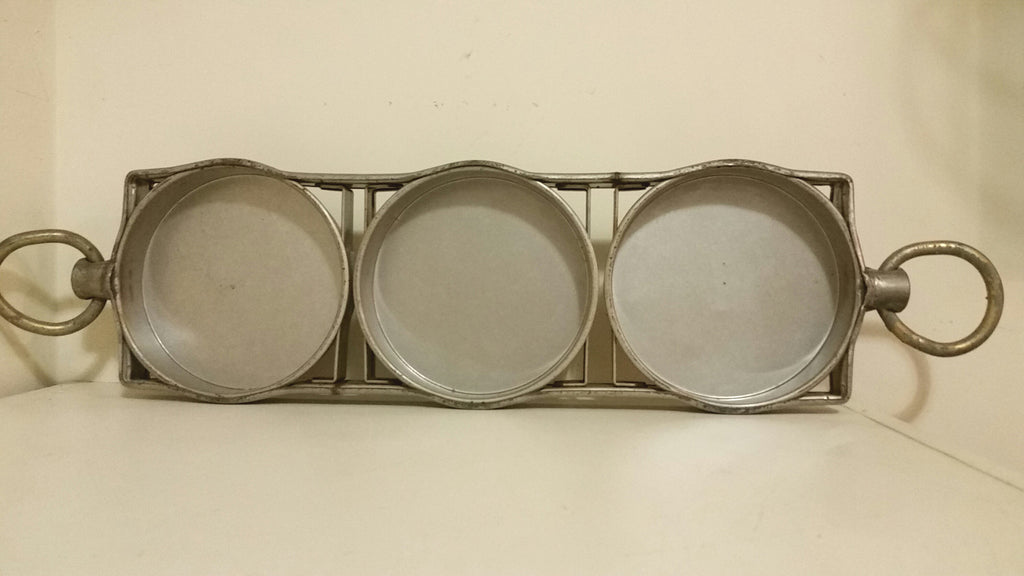 Commercial Bread Pan with Handles