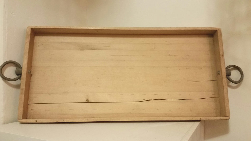 Wood Proofing Tray