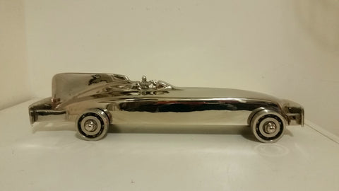 1930's Derby Racing Car Sculpture