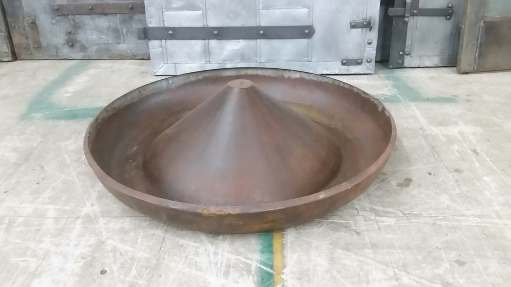 "Industrial Metal ""Cone"""