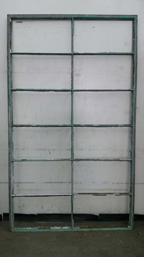 Industrial Factory Iron Window Frame