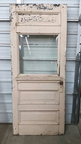 Beveled Glass Front Door