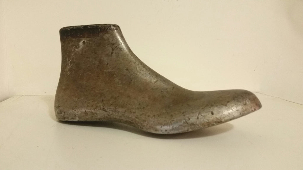 Industrial Metal Shoe Form/Mold