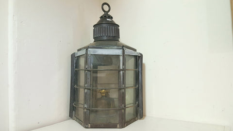 Clipper Ship Lamp