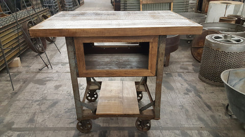 3 Tier Work Table/Island