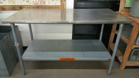 Commercial Stainless Steel Island/Table