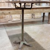 Antique Diner Table