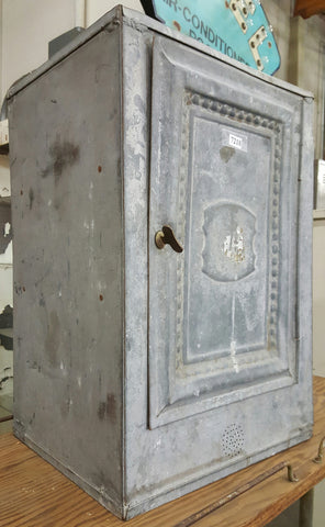 Galvanized Bread/Cake Box/Cabinet (kitchen)