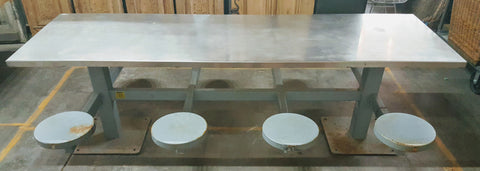 Prison Dining Table