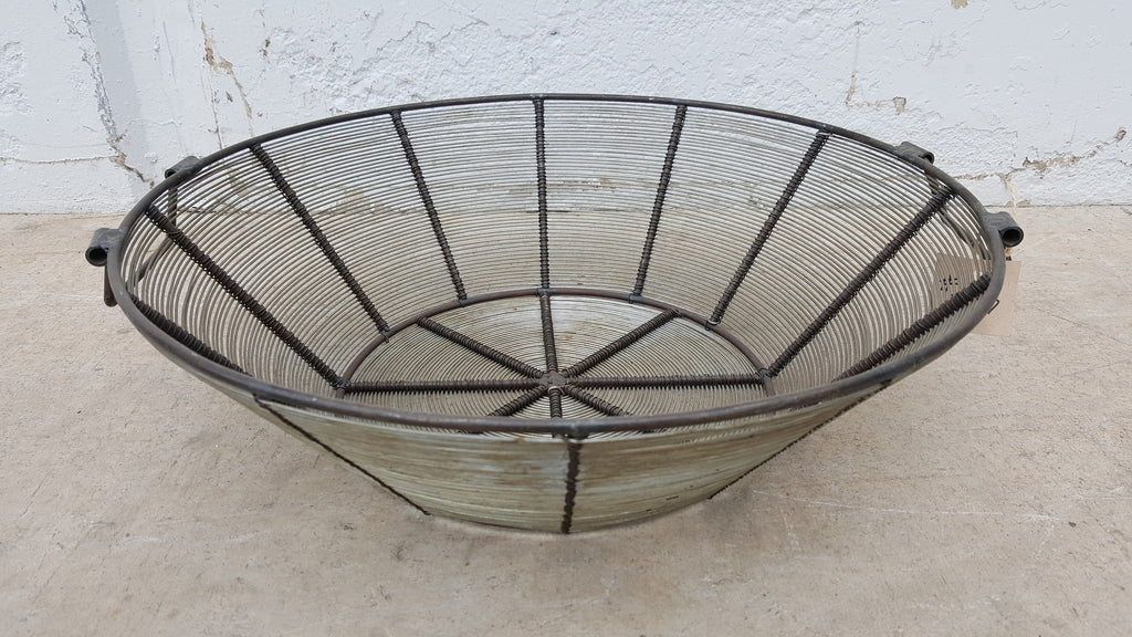 Metal Wire Basket/Bowl