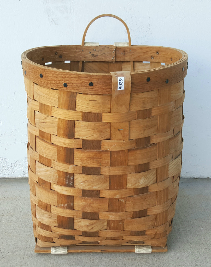 Trader's Backpack Basket