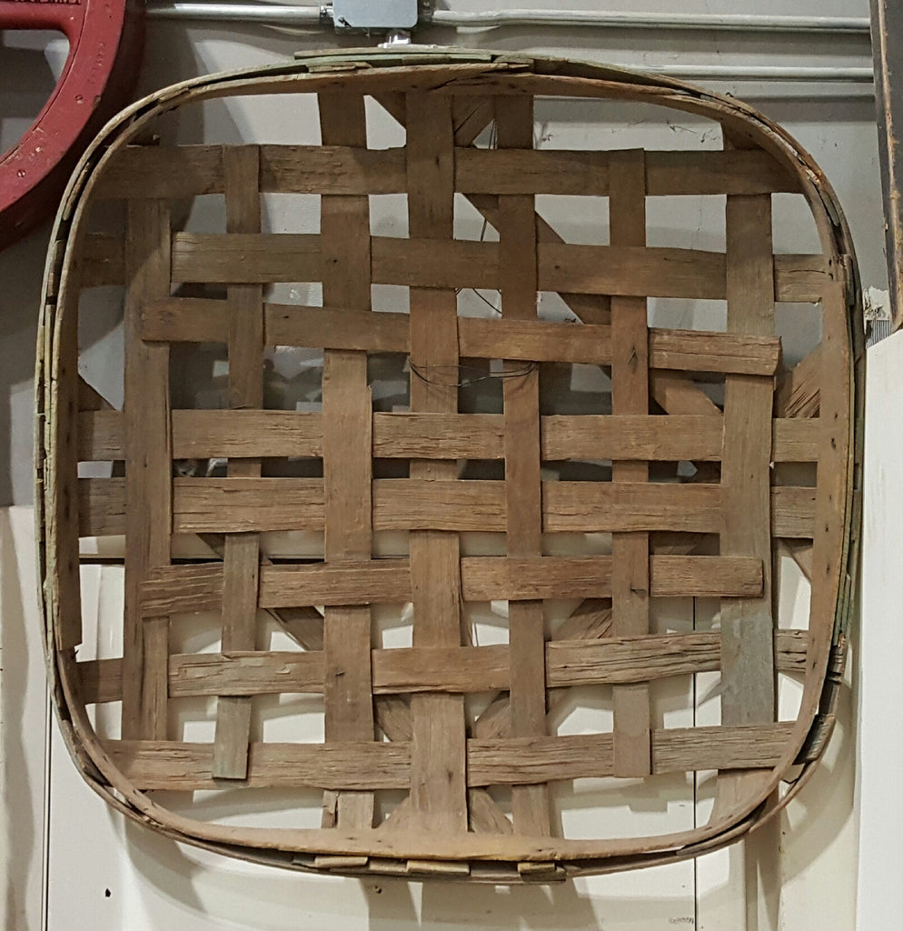 Tobacco Drying Basket