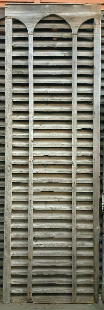 Tall Tobacco Barn Vent (architectural)