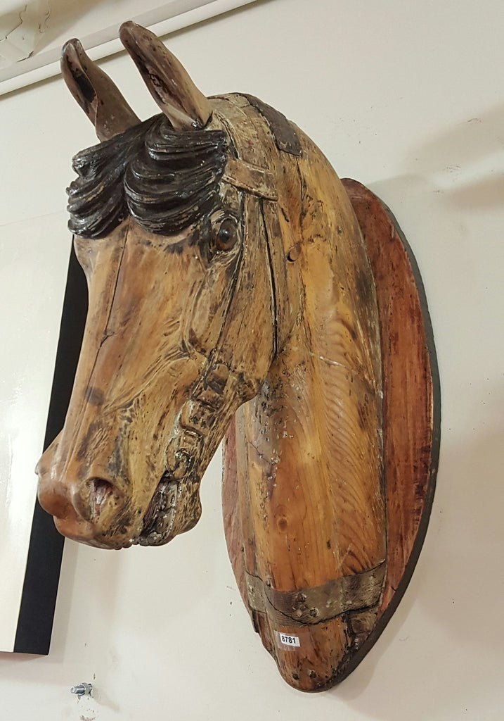 Merry Go Round Horse Head (decor)