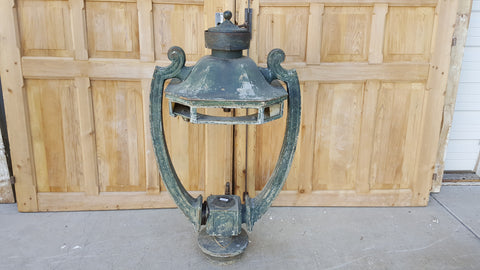 "Architectural Milwaukee ""Harp"" Streetlight Table Lamps"