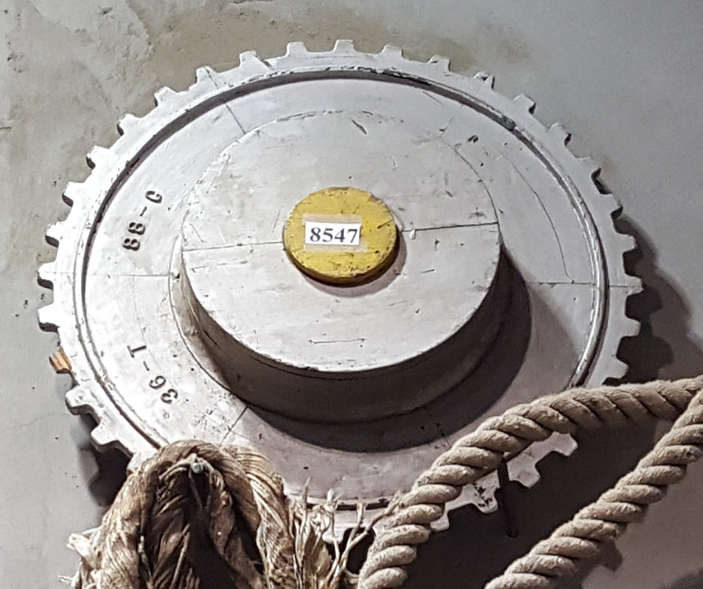 Large Industrial Wheel/Gear