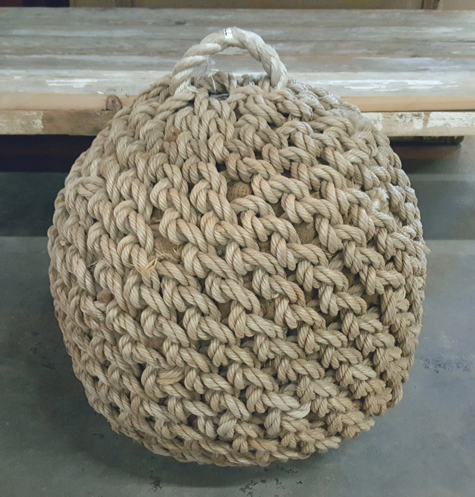Ship Fender/Rope Ball (nautical)