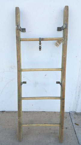 Short Wooden Ladder
