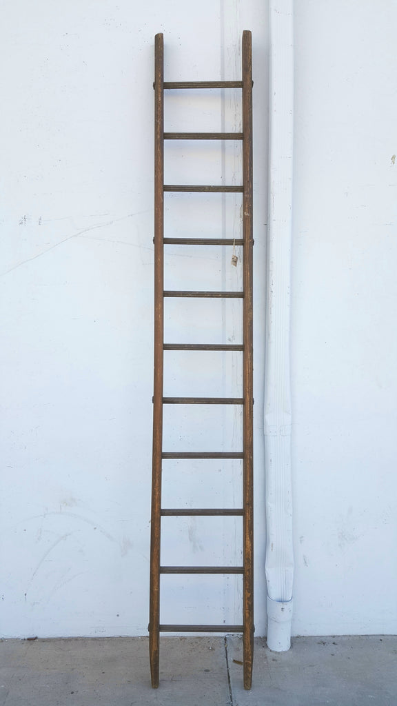 Tall Wooden Ladder from France