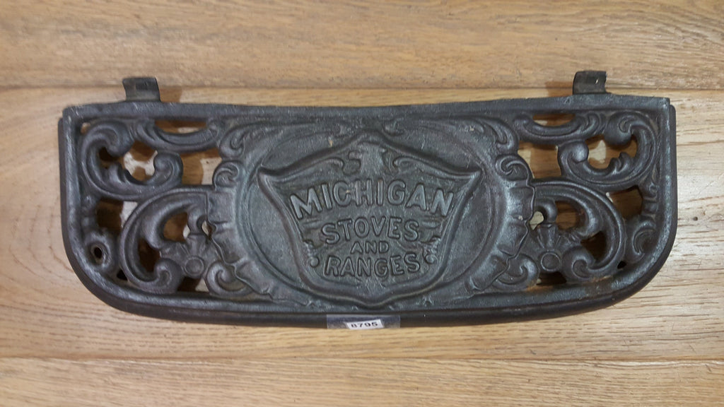 Wood Stove Piece from Michigan