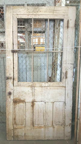 Chippy Dutch Door