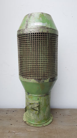 Antique Green Mesh Wall Sconce Light