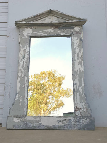 Zinc Dormer Window Mirror