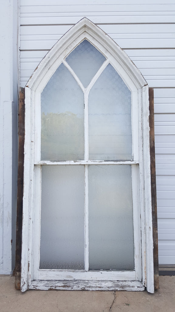 5 Pane Church Window