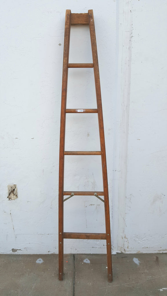 Brown 'A' Ladder