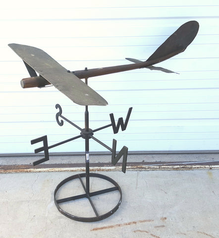Plane Weather Vane