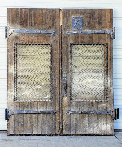 Pair of Doors from the Diocese of Ohio