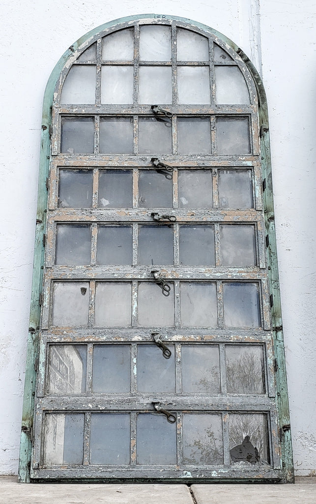 1930's Steel Palladian Window