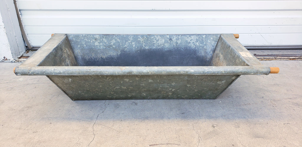 Galvanized Trough