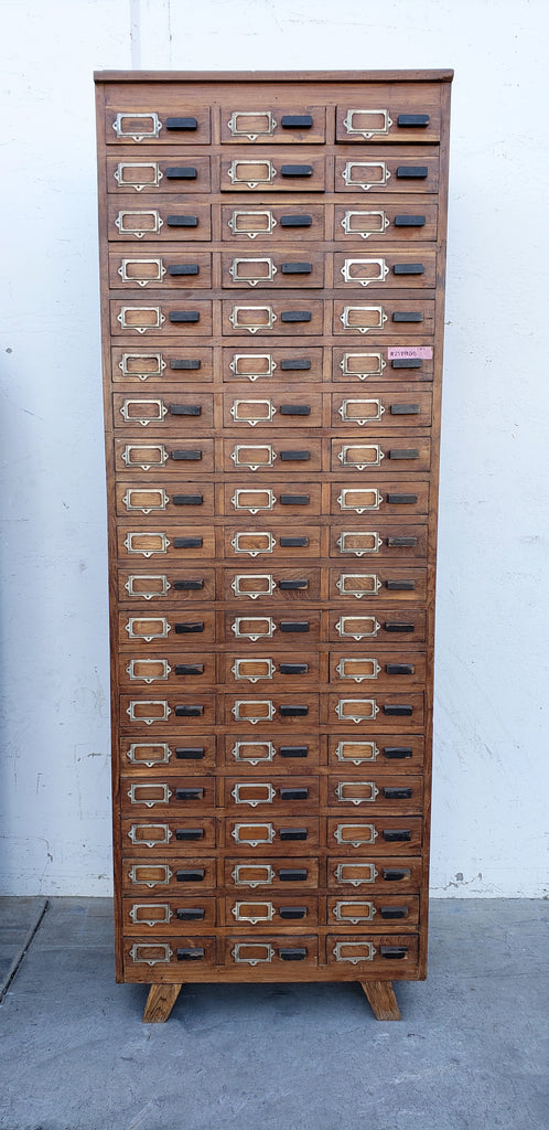 Tall 60 Drawer Cabinet