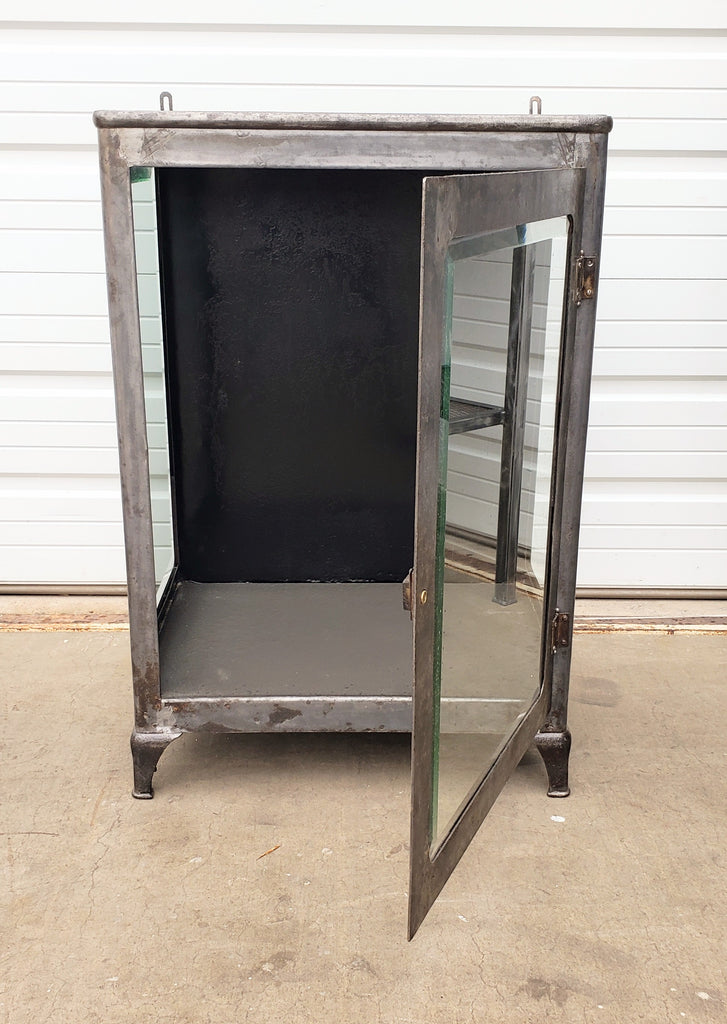 Stripped Medical Cabinet / Display Case