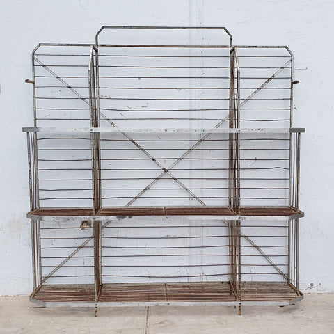 3 Tier French Bakery Rack