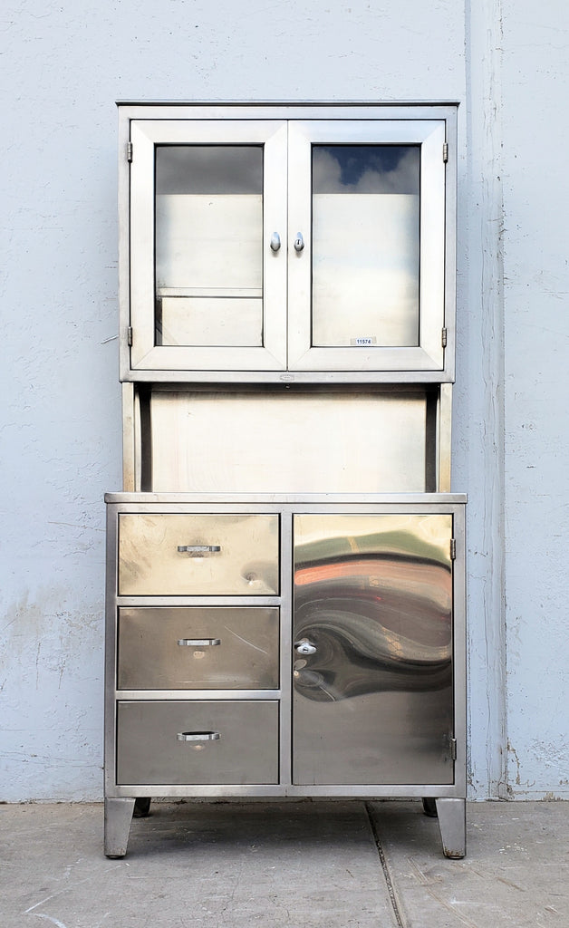 Stainless Steel Medical Cabinet