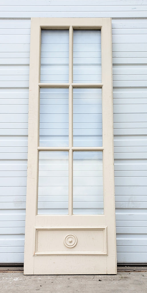 French Door with 6 Panes