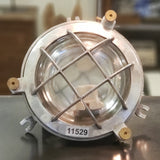 Round Wall Mount Cage Ship Light