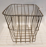Vintage Bike Basket