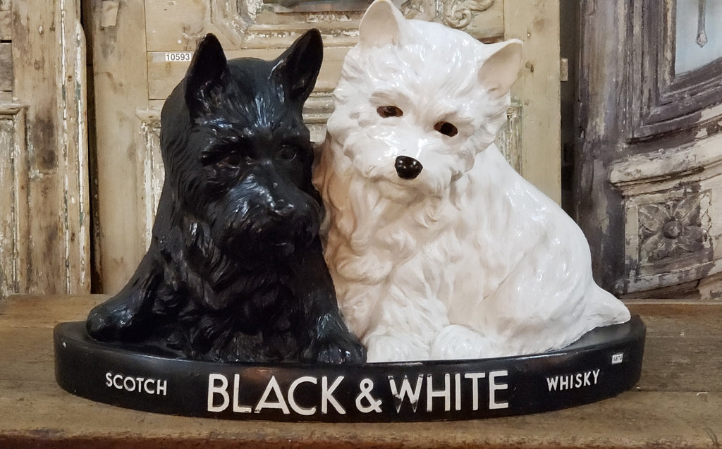 Black & White Scotch Whiskey Terriers