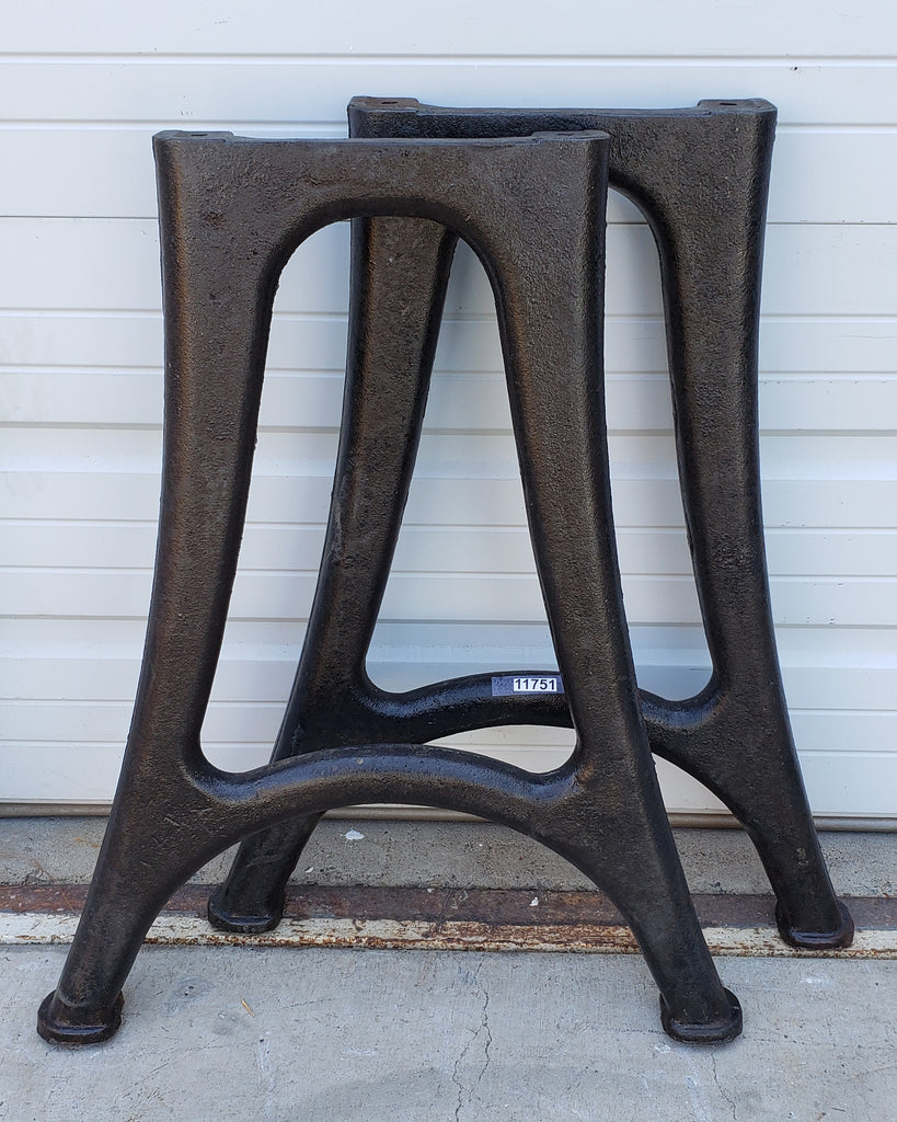 Cast Iron Table Legs