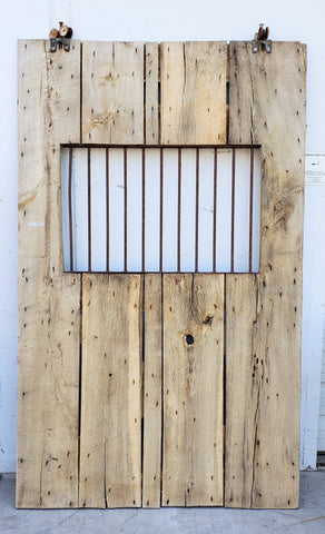 Single Horse Stall Barn Door