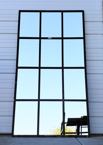 12 Pane Factory Window/Mirror
