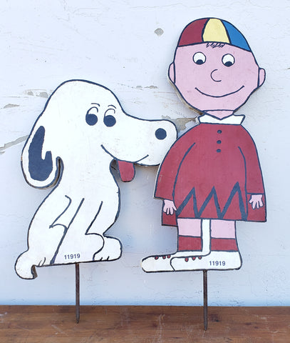 Snoopy and Charlie Brown (Childten's)
