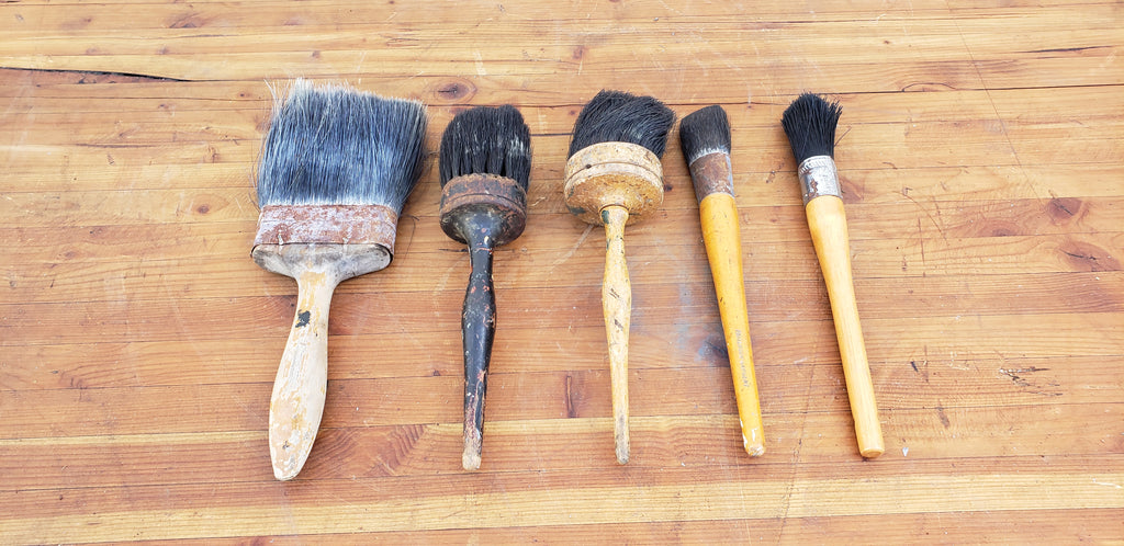 Assorted Brushes, sold individually