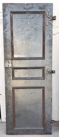 Small Industrial Steel Metal Door