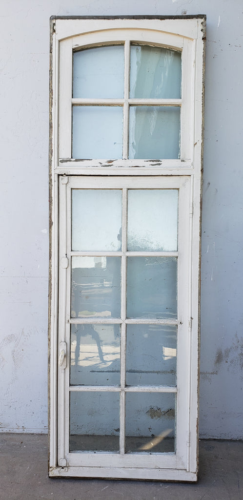 Wooden Single Pane Window