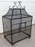 Large French Bird Cage