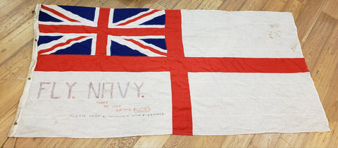 British Naval Flag